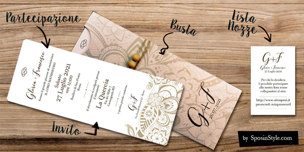 Partecipazioni Matrimonio Quando Si Danno.Partecipazioni Di Matrimonio Il Galateo Nuziale Di Sposinstyle Com