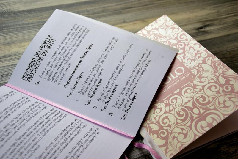 abbastanza Libretto Standard, Libretto Matrimonio Formato A5 MX28