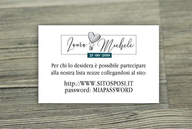 Auguri Matrimonio Lista Viaggio : Invito a tema viaggio con mongolfiera e planisfero