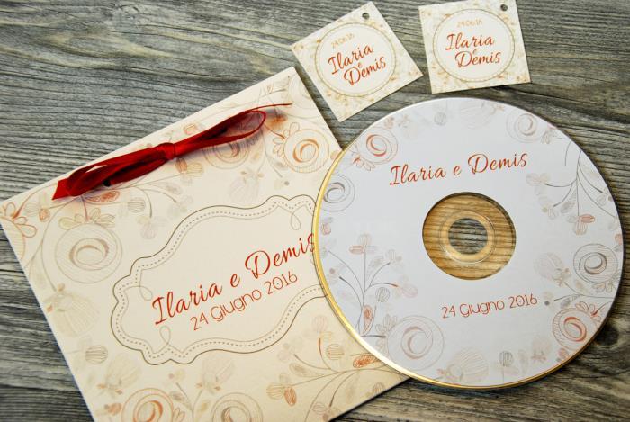 KIT CD - FIORI PASTELLO