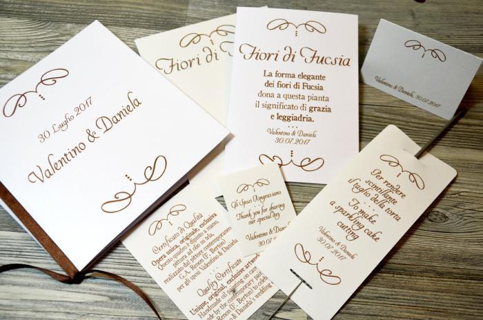 Suite Matrimoniale Elegante, Avorio e Marrone