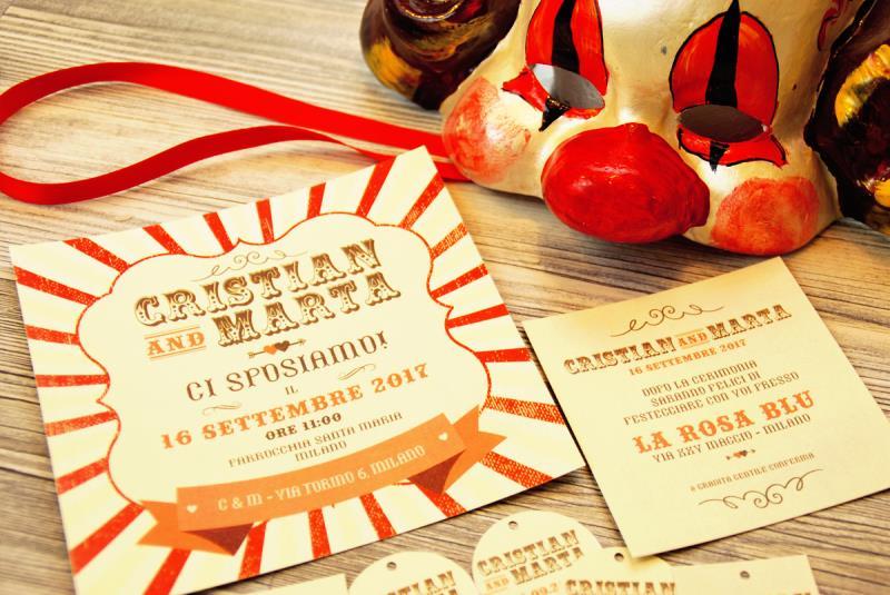 CIRCUS - Partecipazione a tema circo, informale e originale