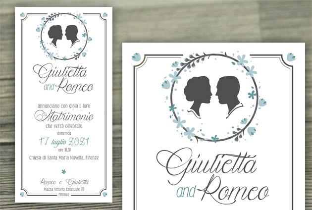 Partecipazione di Matrimonio   ROYAL WEDDING